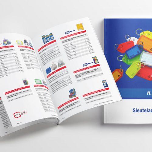 Sleutelaccessoires catalogus H. Cillekens