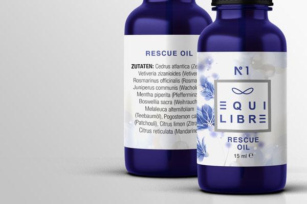 Verpakking Equilibre etherische oliën