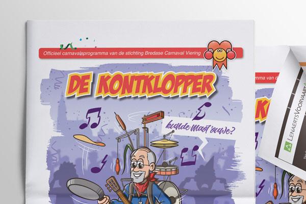 De Kontklopper (Dè Bredase Carnavalskrant)