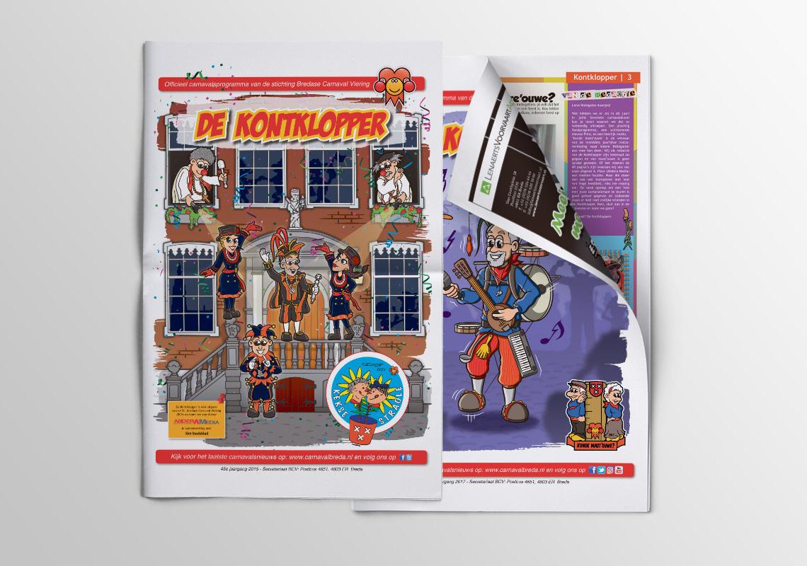 De Kontklopper (De Bredase Carnavalskrant)