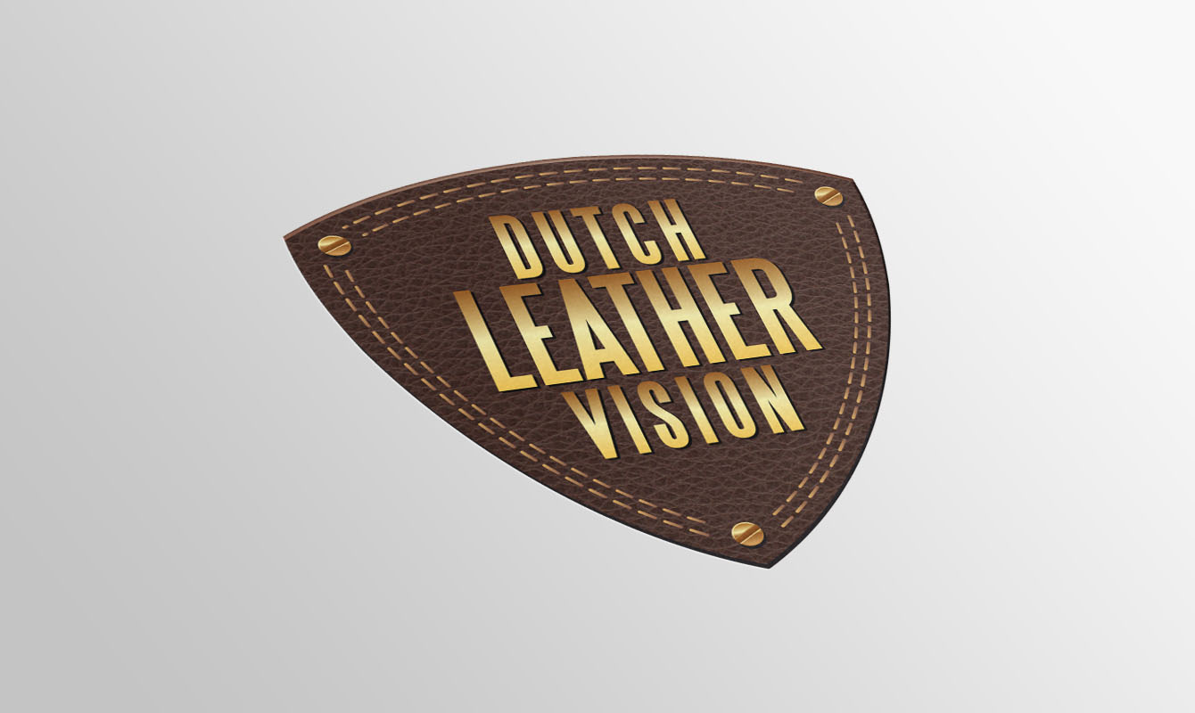 Logo Dutch Leather Vision